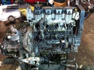 Двигатель б/у в сборе 1.5 8-ми клапанный Daewoo Lanos, Nexia