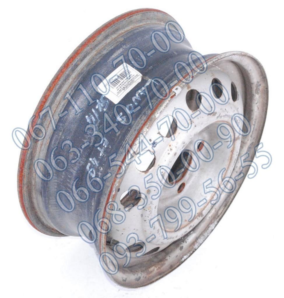 Диск колёсный 5.5J R14 метал 14 5,5 4 100 49 56,6 DAEWOO LANOS 207 грн