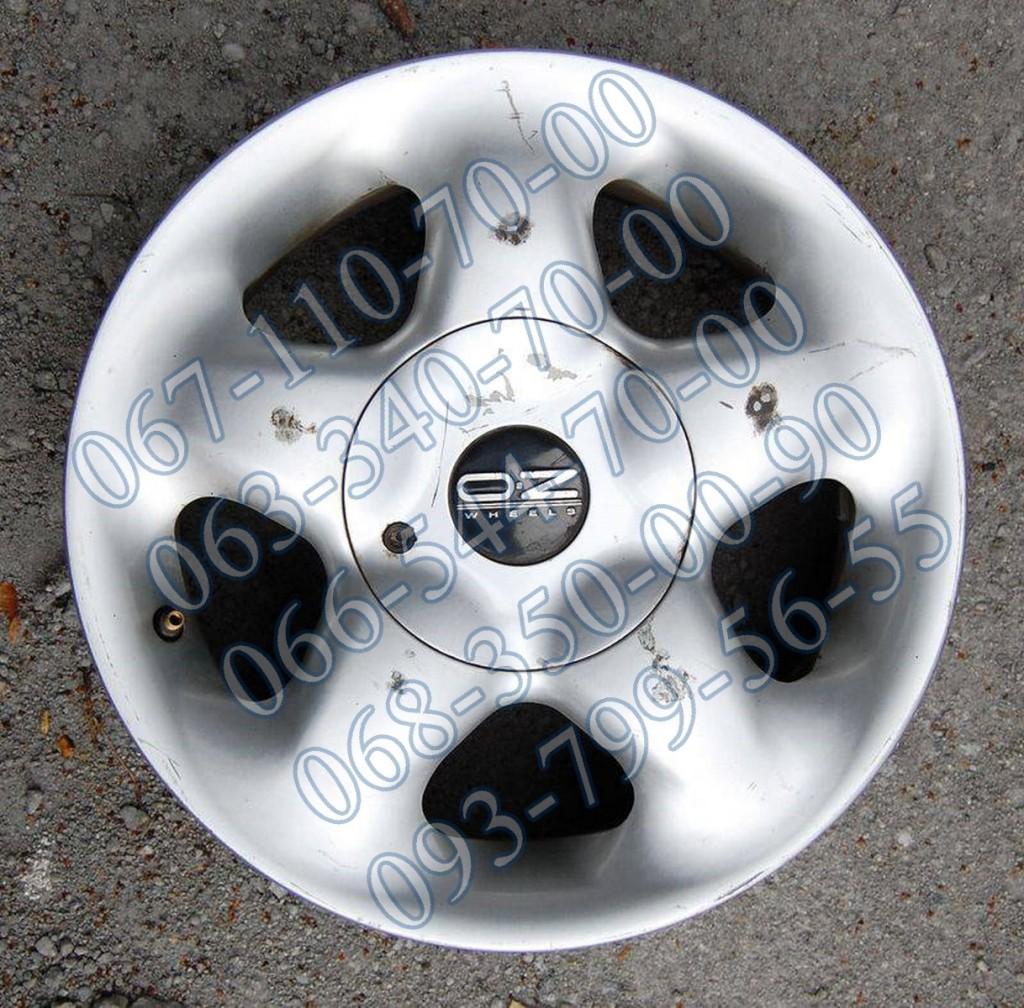 Диск колёсный 6J R14 литьё 14 6 4 100 36 56,6 DAEWOO LANOS 290 грн