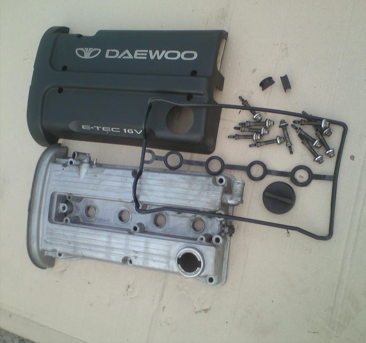ремонт мотора ланос