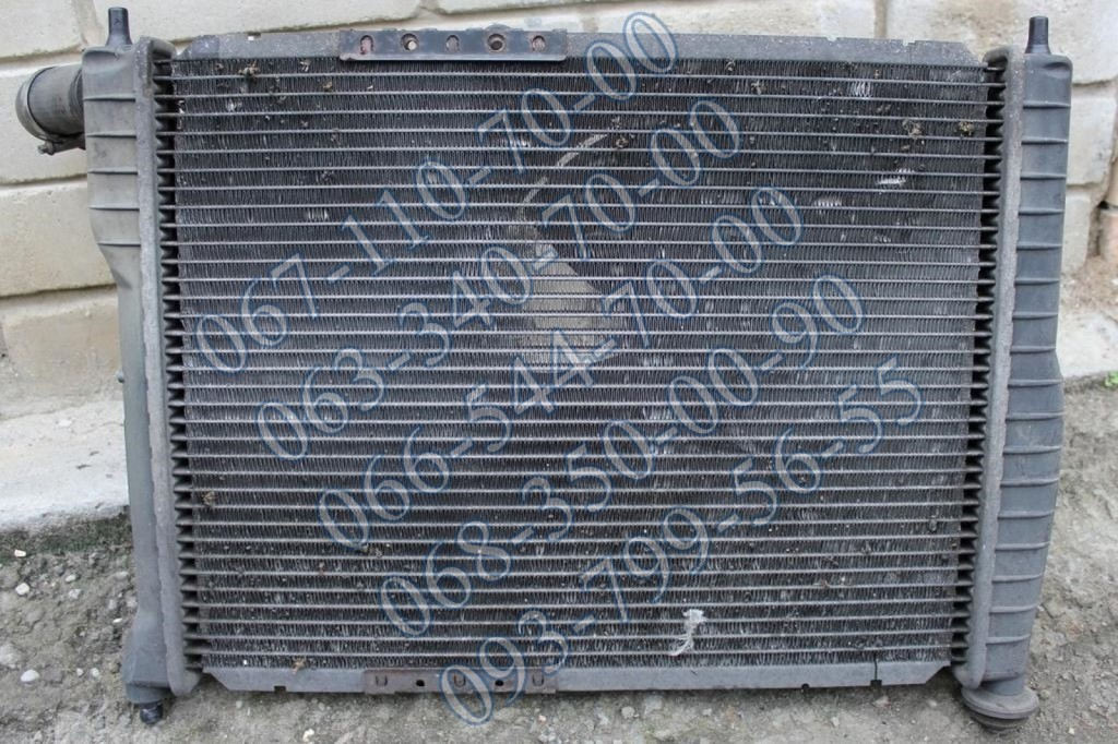 Радиатор основной 1