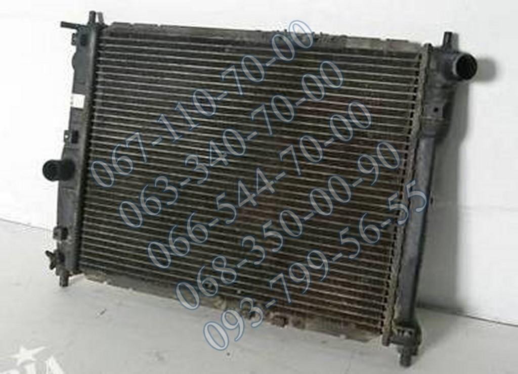 Радиатор основной 4