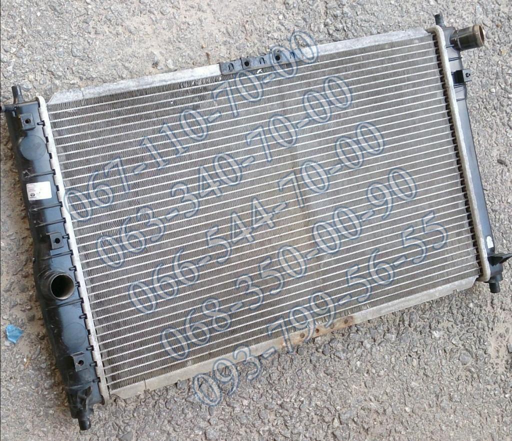 Радиатор основной 8