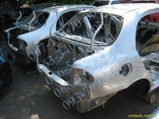 Задняя часть кузова б/у Daewoo Lanos, Sens